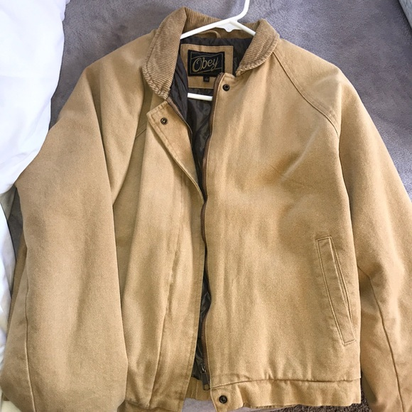 cc5408ecf5634 Obey Jackets & Coats | Puffer Jacket | Poshmark